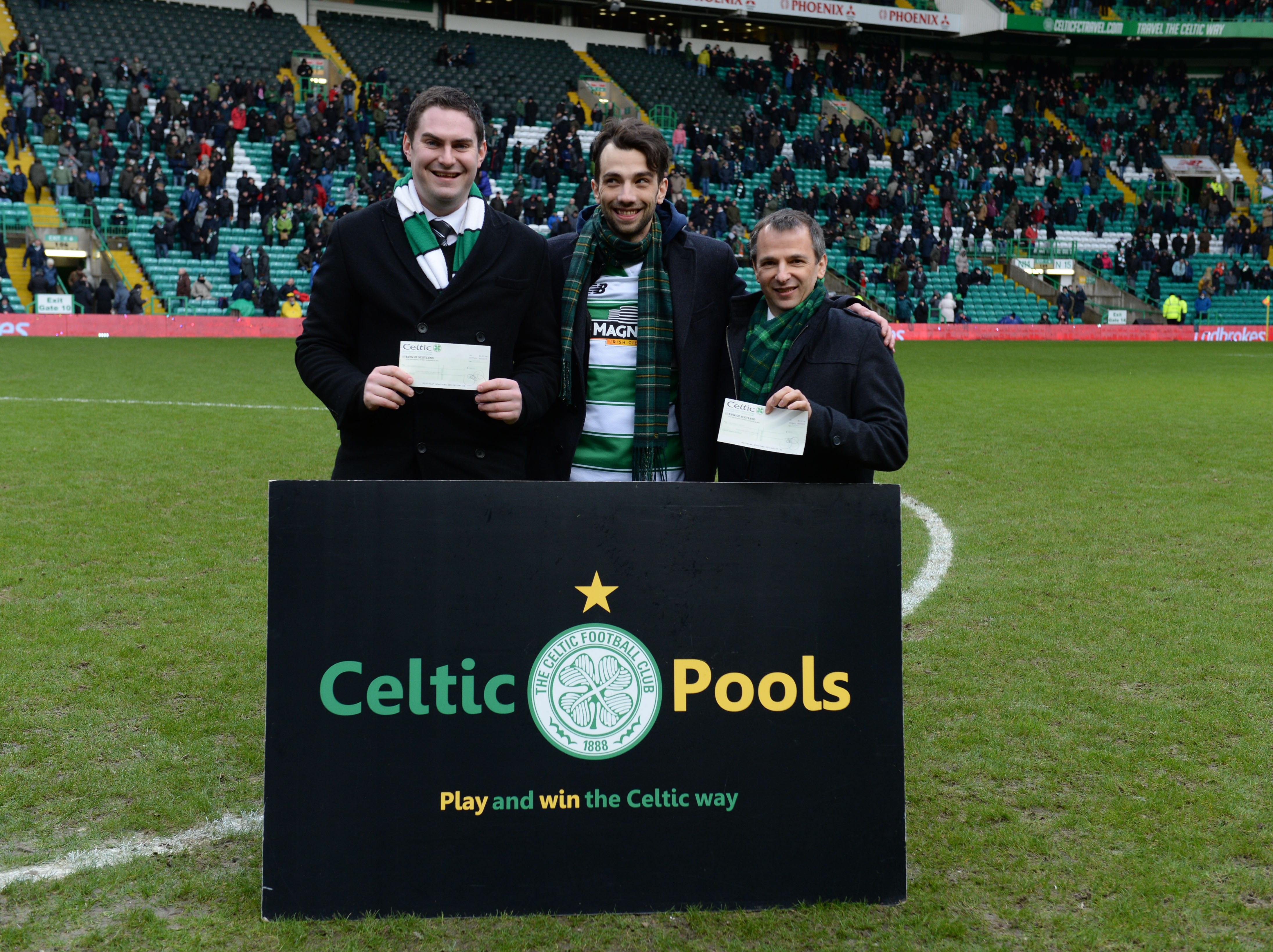 Celtic Pools Team